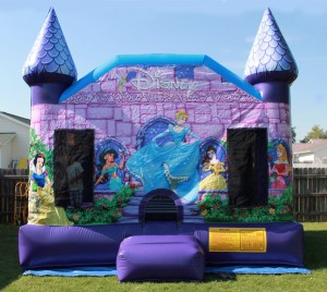 Disney Princess Themed Jumper Rental Michiana Area