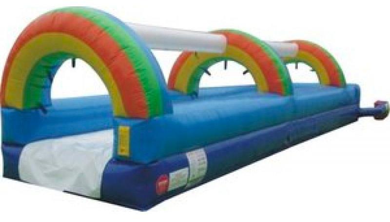 rainbow-slipnslide-water-slide-rental